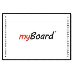 """Tablica interaktywna dotykowa myBoard Black 86"""" Nano"""