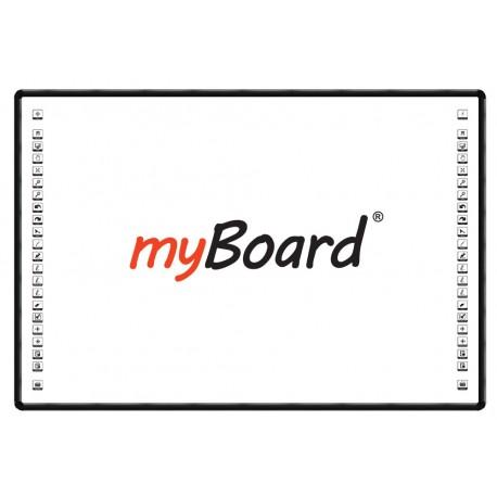 """Tablica interaktywna dotykowa myBoard BLACK 78"""""""