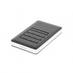 """Kieszeń HDD zewn. SATA NATEC Rhino Code 2,5"""" USB 3.0 szyfrowana"""