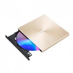 Nagrywarka DVD RW ASUS SDRW 08U9M U GOLD BOX slim zewn. USB Power2Go
