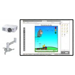 Zestaw interaktywny MEDIUM SENSONICS CANON LV-X310ST
