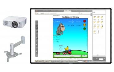"""Zestaw interaktywny SMYK - tablica myBoard 70"""" C"""