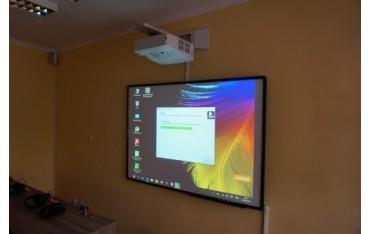 Zestaw interaktywny ULTRA  SENSONICS NEC UM301X ULTRA SHORT