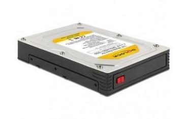 """Kieszeń wewnętrzna Delock SATA HDD/SSD 3,5"""" na dysk 2,5"""""""