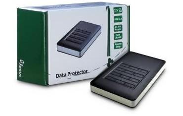 """Obudowa na dysk INTER-TECH Argus GD-25LK01 USB 3.0 HDD 2.5"""" SATA szyfrowana"""