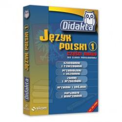 Język polski 1 - Części mowy dla SP