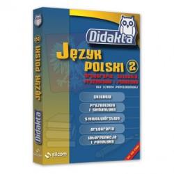 Język polski 2 - Ortografia, składnia, frazeologia i fonetyka dla SP