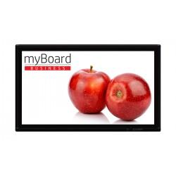"Monitor interaktywny myBoard Business  LED 65"" z Androidem myBoard TE-XP 65"