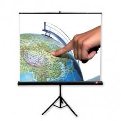 Ekran projekcyjny przenośny 150 cm x 150 cm
