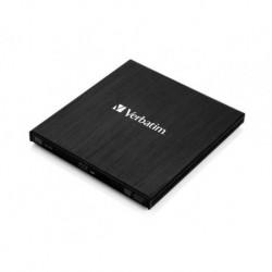 Nagrywarka zewnętrzna Verbatim BLU RAY X6 USB 3.0 + Płyta M DISC
