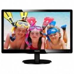 "Monitor Philips 19,5"" 200V4LAB2 00 DVI głośniki"