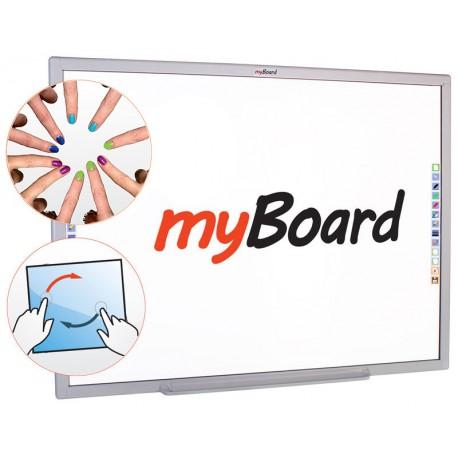 Tablica interaktywna dotykowa myBOARD 84C