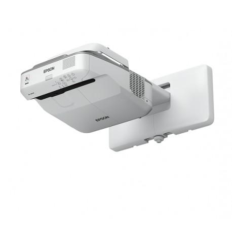 Projektor ultrakrótkoogniskowy Epson EB 670 - Aktywna tablica