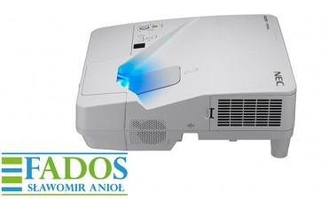 Projektor NEC UM361X ultra krótkoogniskowy