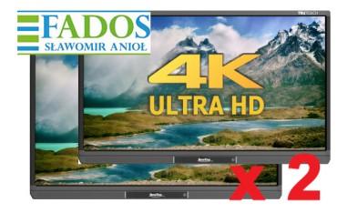 Monitor interaktywny 65 cali Newline TruTouch TT-6516UB 4K