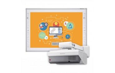 Zestaw Tablica newline TruBoard R3-800 projektor UST SONY SX631 Aktywna tablica