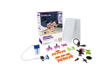 Little Bits Arduino coding kit - klocki elektroniczne