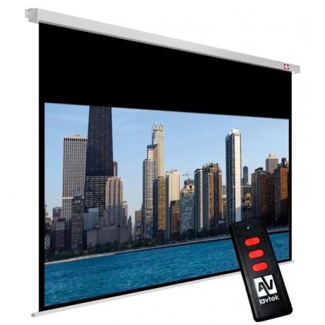 Avtek Cinema Electric 200 ekran rozwijany elektrycznie