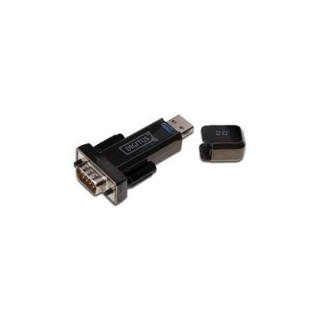 Konwerter Digitus DA-70156 USB 2.0/RS232 M/M