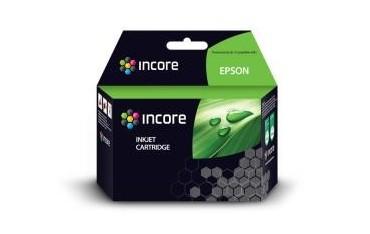 Tusz INCORE do Epson T1812 zamiennik C13T18124010 cyan 18ml