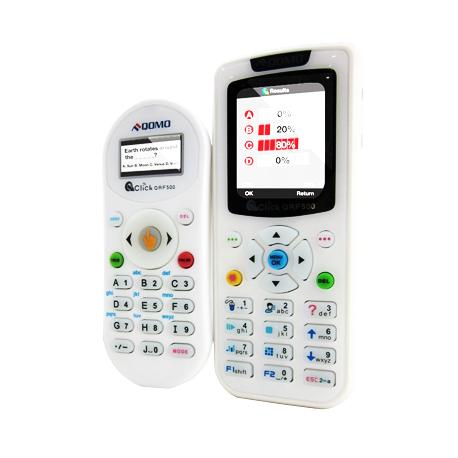 Zestaw do testów głosowań Qomo Qclick QRF500 (zestaw 24+1)