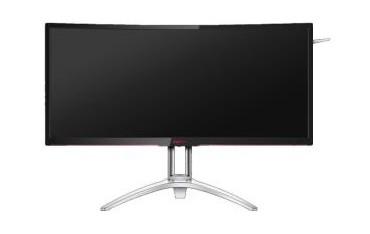 "Monitor AOC 35"" AGON AG352UCG6 MVA HDMI DP USB głośniki"