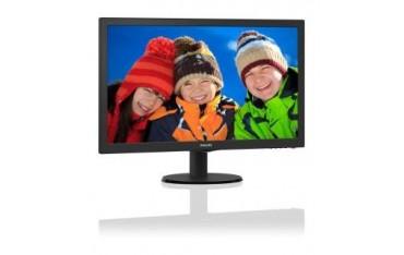 "Monitor Philips 23,6"" 243V5LHAB/00 HDMI głośniki"