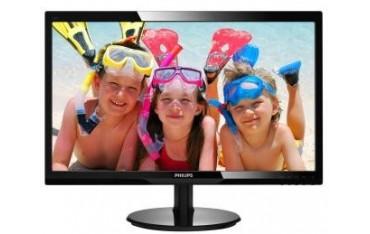 "Monitor Philips 24"" 246V5LDSB/00 VGA DVI HDMI"
