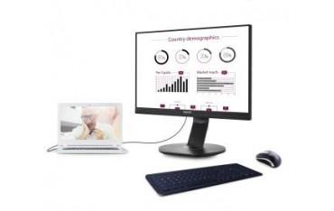 """Monitor Philips 23,8"""" 241B7QUPEB/00 IPS VGA głośniki"""