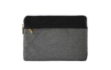 Etui do notebooka Florenz 13,3 czarne/szare