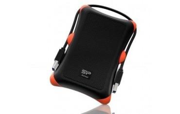 Dysk zewnętrzny Silicon Power ARMOR A30 2TB USB 3.0 BLACK / PANCERNY / wstrząsoodporny