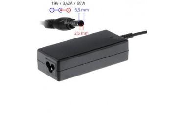 Zasilacz sieciowy Akyga AK-ND-01 do notebooka 19V/3,42A 65W 5.5x2.5 mm