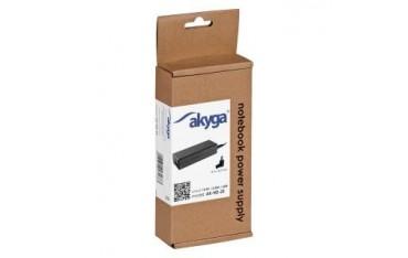 Zasilacz sieciowy Akyga AK-ND-25 do notebooka 19,5V/3,33A 65W 4.5x3.0 mm + pin