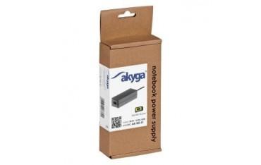 Zasilacz sieciowy Akyga AK-ND-51 do notebooka 20V/2,25A 45W Square Yellow