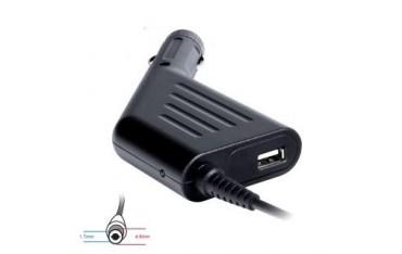 Zasilacz samochodowy Digitalbox DBMP-CA0808 do notebooka 18,5V/3,5A 65W 4,8x1,7mm