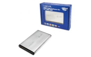 """Obudowa na dysk LogiLink UA0041A 2,5"""" SATA HDD USB 2.0"""