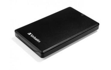 "Obudowa na dysk Verbatim SATA 2.5"" USB 3.0 czarna"