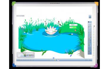 Tablica interaktywna Interwrite DualBoard 1279
