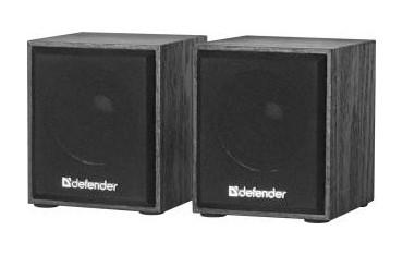 Głośniki Defender SPK-230 4W USB 2.0 szaro-czarne