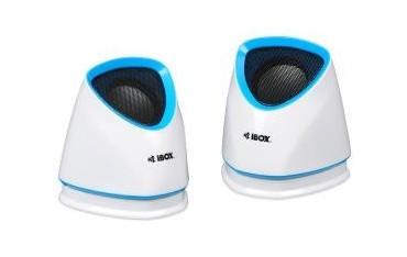 Głośniki 2.0 iBOX Molde White