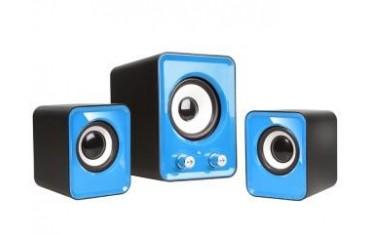 Głośniki Tracer 2.1 Omega BLUE USB