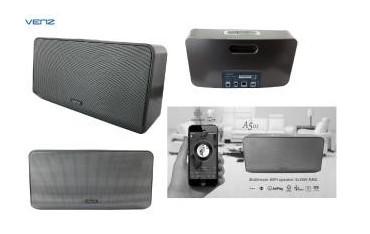 Głośnik bezprzewodowy Venz sieciowy A501 Wi-Fi , Multiroom