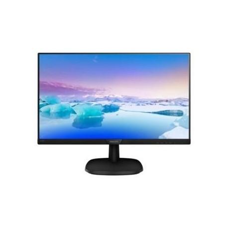 """Monitor Philips 21,5"""" 223V7QDSB/00 IPS VGA DVI głośniki 2xUSB2.0"""
