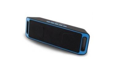 Głośnik Bluetooth Esperanza FM Folk EP126KB czarno niebieski