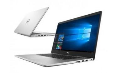 """Notebook Dell Inspiron 757015,6""""UHD touch/i7-8550U/16GB/SSD512GB/MX130-4GB/W10 Grey"""