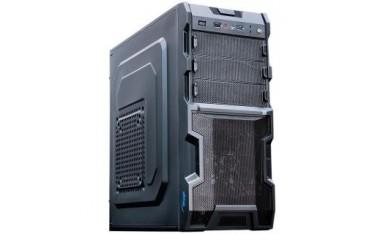 Obudowa Midi ATX Gamer Akyga AKY003BK 1xUSB3.0 czarna bez zasilacza