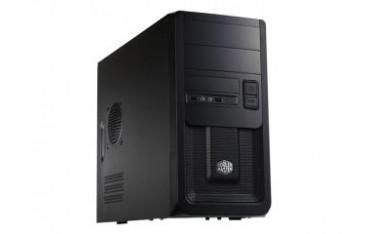 Obudowa Cooler Master Elite 343 microATX Mini 2x USB 2.0 czarna