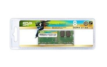 Pamięć DDR4 Silicon Power SODIMM 8GB 2133MHz CL15 1,2V
