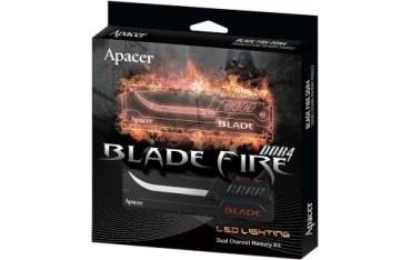 Pamięć DDR4 Apacer Blade Fire LED 16GB (2x8GB) 3000MHz CL16 1,35V