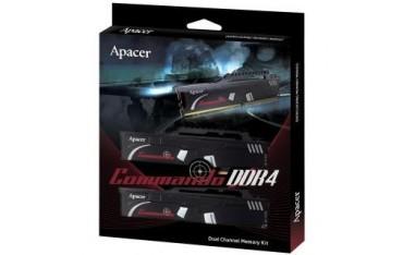 Pamięć DDR4 Apacer Commando 16GB (2x8GB) 2400MHz CL16 1,2V